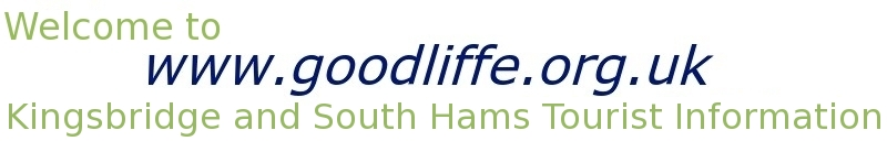 Kingsbridge and South Hams tourism logo