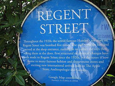 Goodliffe Org Uk London London West End Famous Streets
