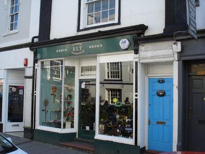Shoe Shops Devon